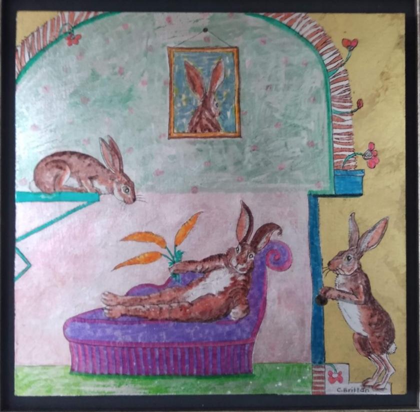 The Rabbit House