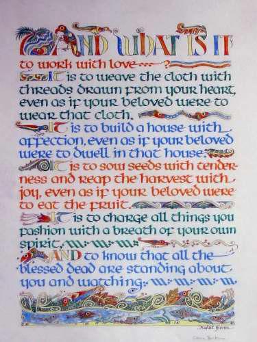 celtic uncials L